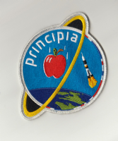 Expedition 46 'Principia' Tim Peake Personal Mission Patch